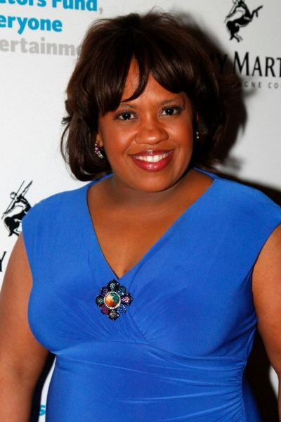 Chandra Wilson at GREY'S ANATOMY Cast Performs in Actors Fund Benefit Concert