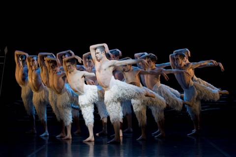SWAN LAKE 3D Special Interview: Richard Winsor