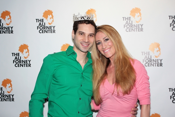 Michael Cusumano, Kelly King at 2012 Broadway Beauty Pageant Arrivals! Tovah Feldshuh & More