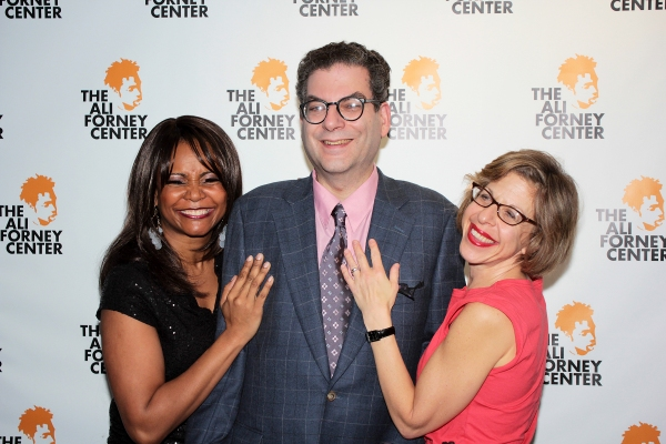 Tonya Pinkins, Michael Musto, Jackie Hoffman at 2012 Broadway Beauty Pageant Arrivals! Tovah Feldshuh & More