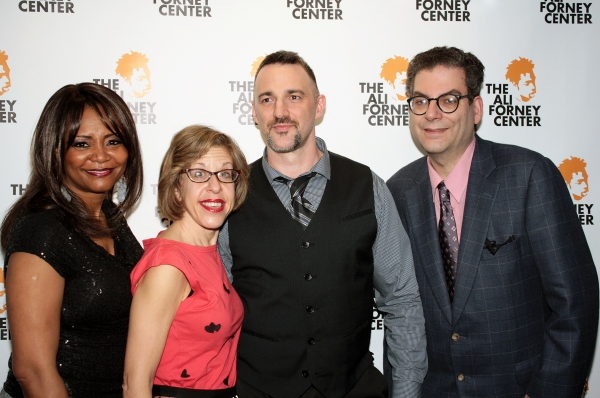 Tonya Pinkins, Jackie Hoffman, Carl Siciliano, Michael Musto at 2012 Broadway Beauty Pageant Arrivals! Tovah Feldshuh & More