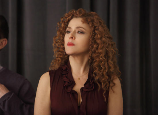 SOUND OFF: Bernadette Peters, At The Corner Of Broadway & SMASH