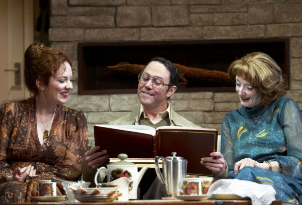 Photo Flash: ABSENT FRIENDS to Close April 14