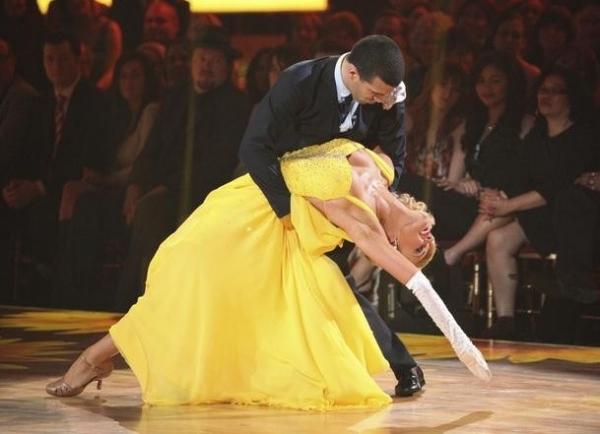 Mark Ballas & Katherine Jenkins