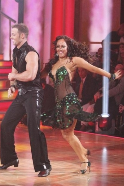 William Levy & Cheryl Burke