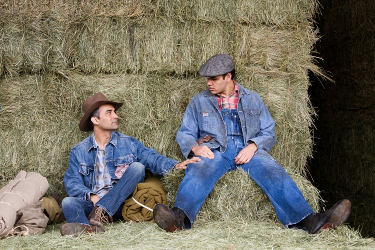 the dreams of george and lennie in john steinbecks of mice and men