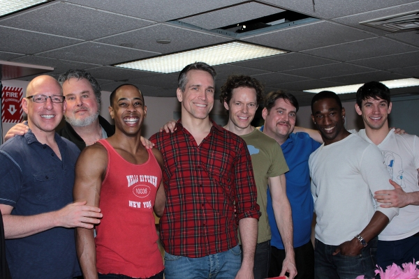Branch Woodman, Adam Lefevre, Amaker Smith, Mike McGowan, Gavin Lodge, Todd Horman, Anthony Wayne, Jeff Metzler