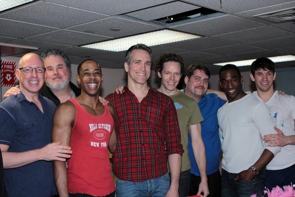 Branch Woodman, Adam Lefevre, Amaker Smith, Mike McGowan, Gavin Lodge, Todd Horman, Anthony Wayne, Jeff Metzler