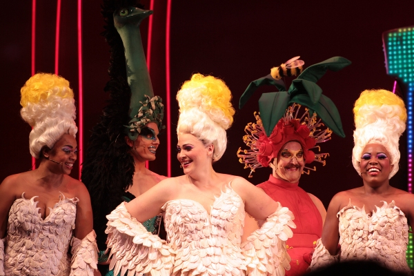 Photo Coverage: PRISCILLA QUEEN OF THE DESERT Celebrates 1 Year on Broadway!