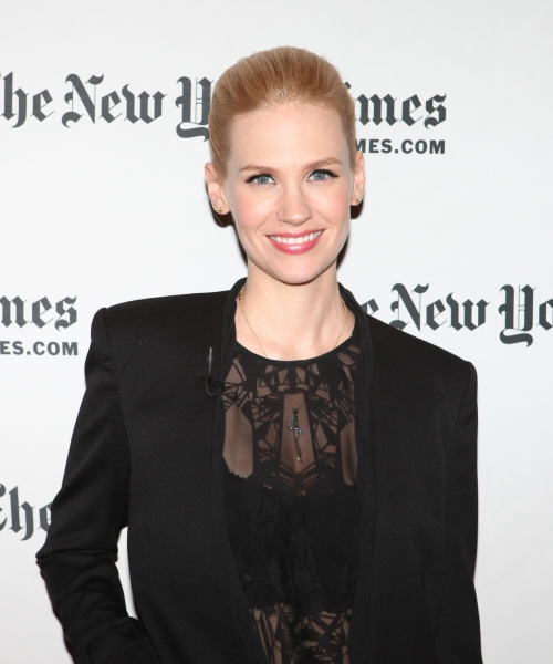 January Jones at TimesTalks - A Conversation with MAD MEN