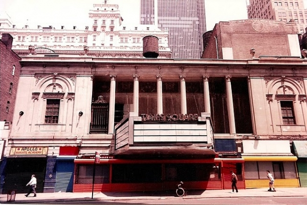 Photo Flash: Times Square Theater to Be Renovated; Re-Open in 2013 with Star-Filled BROADWAY SENSATION - A 4D MUSICAL SPECTACULAR