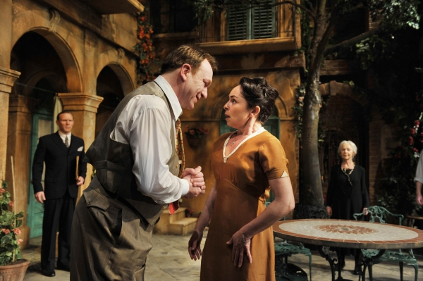Photo Flash: Production Photos of Eduardo de Filippo's FILUMENA, Opens March 15