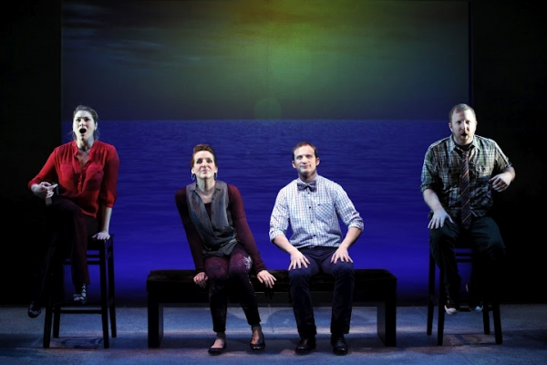 Photos: NOW.HERE.THIS.- Production Shots!