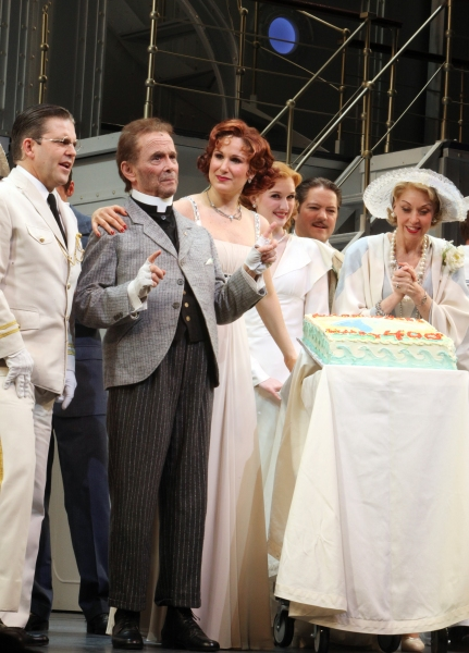 Robert Creighton, Bill English, Joel Grey, Stephanie J. Block, Erin Mackey, Robert Petkoff, Julie Halston & Company