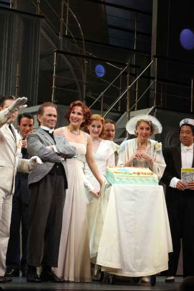 Robert Creighton, Bill English, Joel Grey, Stephanie J. Block, Erin Mackey, Robert Petkoff, Julie Halston, Raymond J. Lee & Company