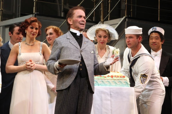 Bill English, Joel Grey, Stephanie J. Block, Erin Mackey, Robert Petkoff, Julie Halston, Ward Billeisen, Raymond J. Lee & Company