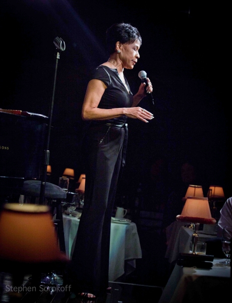 Bettye Lavette at Bettye LaVette Plays Cafe Carlyle