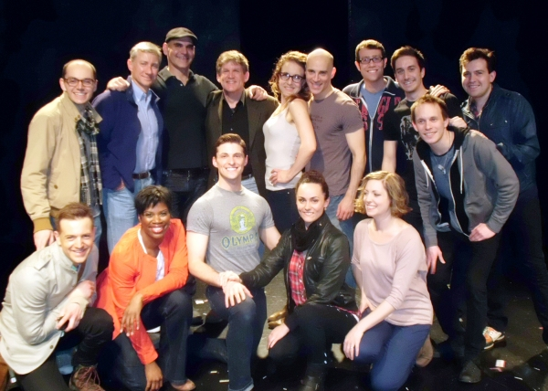 Photo Flash: SILENCE! THE MUSICAL Welcomes SILENCE OF THE LAMBS' Anthony Heald