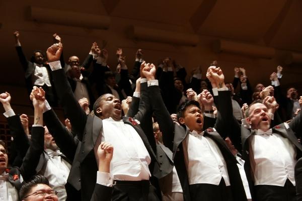Photo Flash: San Francisco Gay Men's Chorus Performs Stephen Schwartz's 'Testimony'