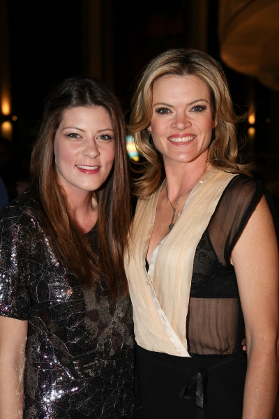 Shawnee Smith and actress Missi Pyle  Photo