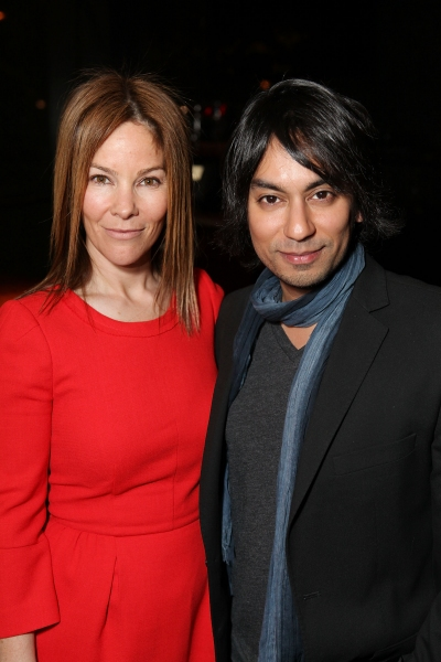 Kerry McPherson and Vik Sahay