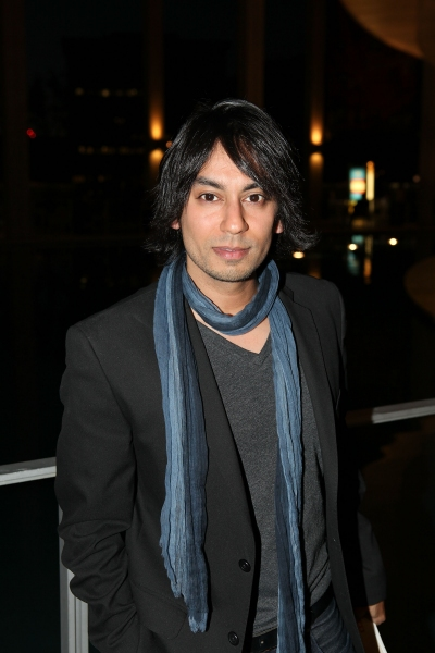 Vik Sahay at Opening Night at Center Theatre Group's WAITING FOR GODOT