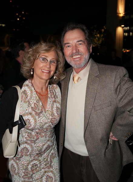 Susan Loewenberg and Gregory Itzin