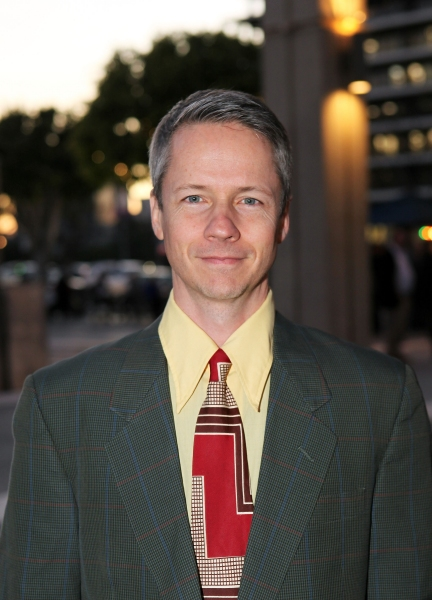 John Cameron Mitchell at Opening Night at Center Theatre Group's WAITING FOR GODOT