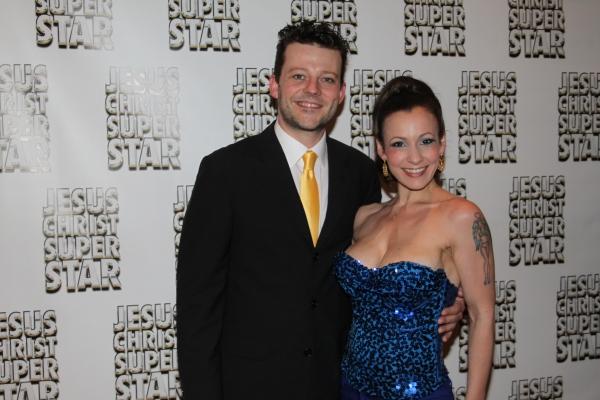 Jeremy Kushnier and Jenny Lee
