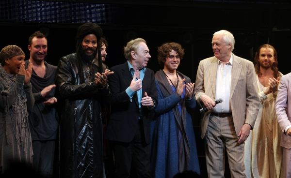 Photo Coverage: JESUS CHRIST SUPERSTAR Opening Night Curtain Call!