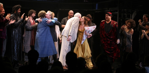 Flashback: Farewell JESUS CHRIST SUPERSTAR; Takes Final Broadway Bow July 1