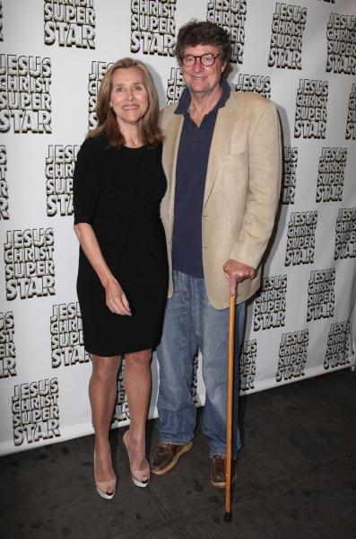 Meredith Vieira & Husband Richard Cohen Photo