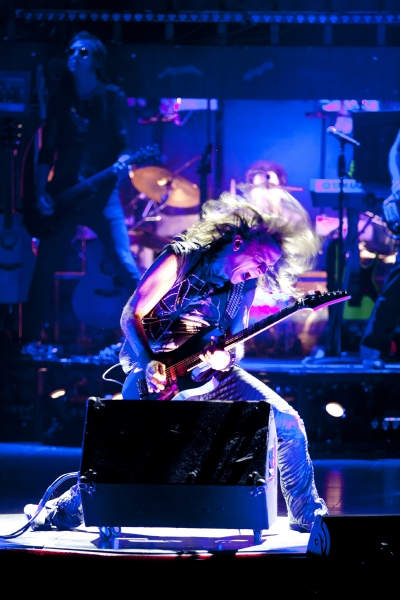 Photo Flash: First Look at ROCK OF AGES at the Pantages!