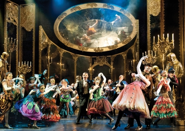 PHOTO FLASH: Primeras imágenes de la gira de Phantom Of The Opera 25 Aniversario en UK