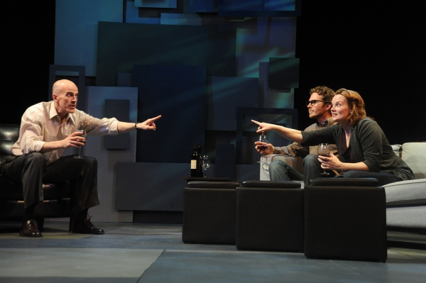 BWW Reviews:  Curious Theatre's BECKY SHAW - Superior Comedy!