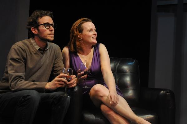 John Jurcheck and Rachel Fowler