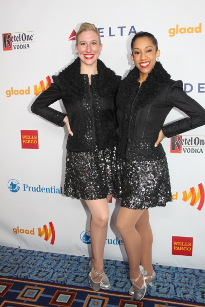 Laura Danelski and Karilyn Surratt