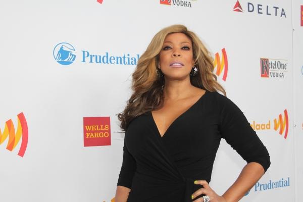 Wendy Williams at GLAAD Media Awards 2012