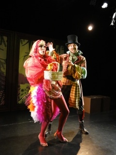 Photo Flash: Pantochino Productions Inc. Presents BROTHERS GRIMM & A SHOWGIRL, 3/31