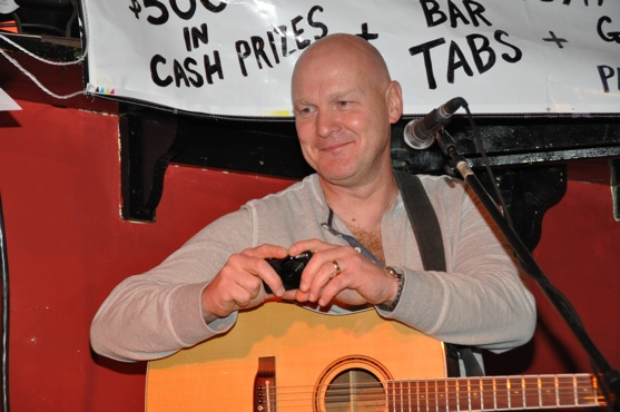 Photo Coverage: George Donaldson of Celtic Thunder Plays First NYC Solo Concert