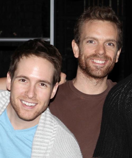 Nick Cartell & Paul Nolan