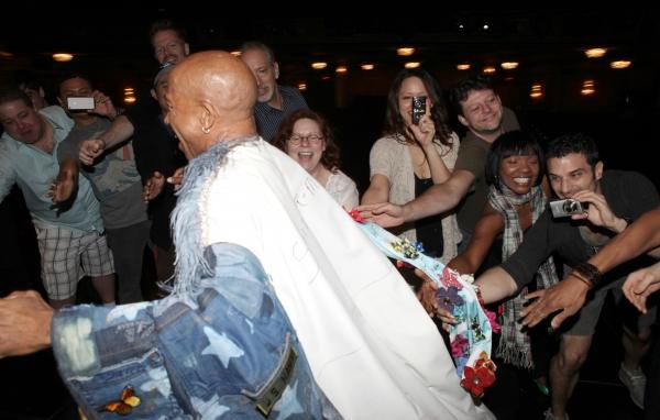 Photo Coverage:  JESUS CHRIST SUPERSTAR - Gypsy Robe Ceremony