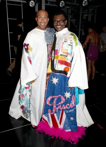 Photo Coverage:  JESUS CHRIST SUPERSTAR - Gypsy Robe Ceremony