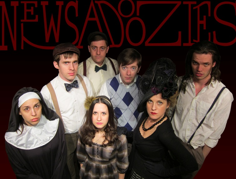 NEWSADOOZIES Extends Run at Upright Citizens Brigade Thru 4/25