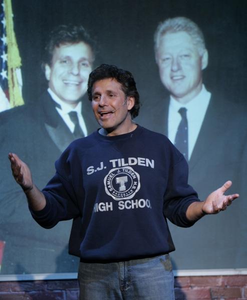 Photo Flash: A JEW GROWS IN BROOKLYN Returns Off-Broadway 5/2