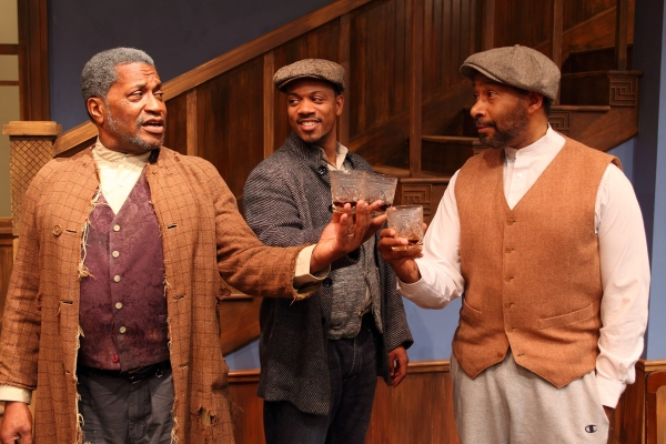 Photo Flash: GEM OF THE OCEAN Comes to The Loft Theatre