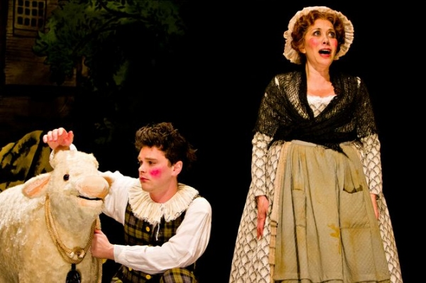 Photo Flash: First Look at Danielle Ferland, Lauren Kennedy, et al. in Baltimore's INTO THE WOODS