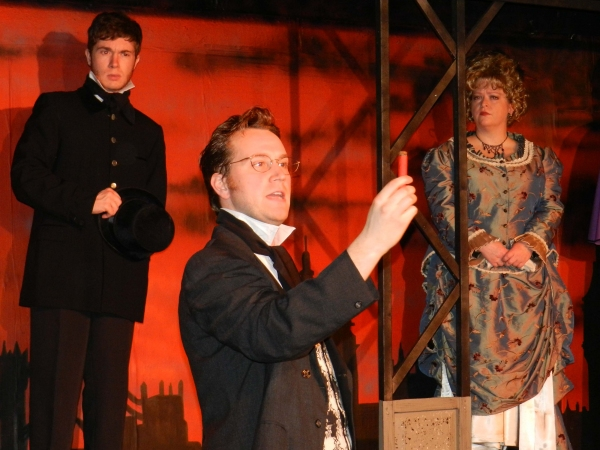 Photo Flash: Way Off Broadway Presents JEKYLL AND HYDE