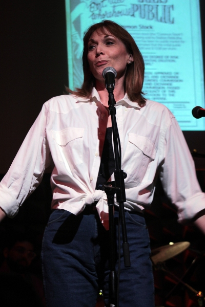 Photo Coverage: Kate Shindle, Julia Murney, et al. in IF IT ONLY EVEN RUNS A MINUTE 9