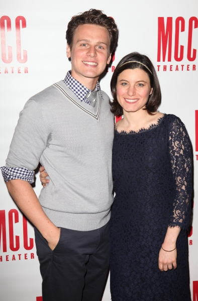 Photos: Constantine Maroulis, Marin Mazzie & All the Starry Arrivals at MCC MISCAST 2012